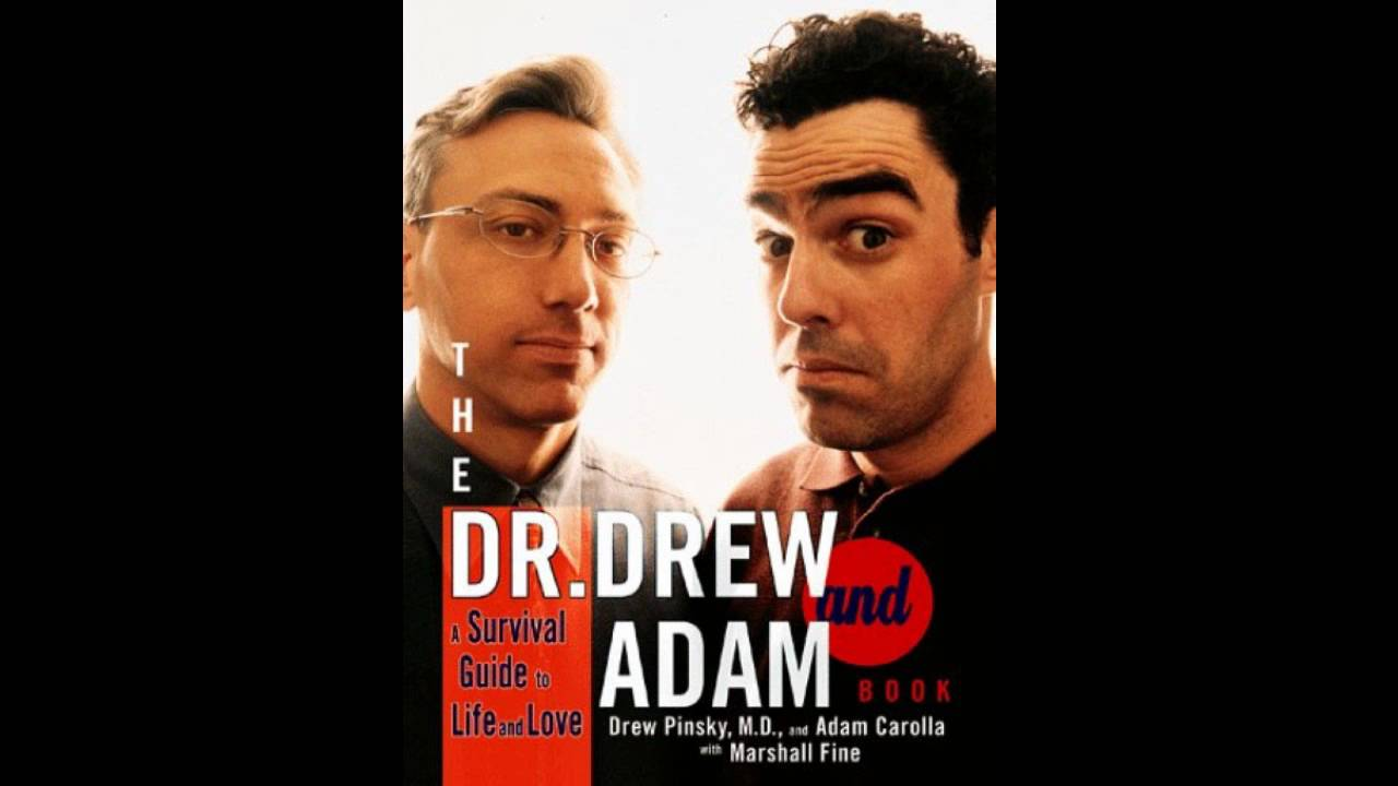the biographies of adam carolla and dr drew pinsky Dr drew pinsky is the host of dr drew on call on hln and remains the host of loveline, where he has been taking calls from listeners since 1984 he was the star of celebrity rehab with dr drew and sober house on vh1, which chronicled the struggle for sobriety and the cycle of addictive disorders.