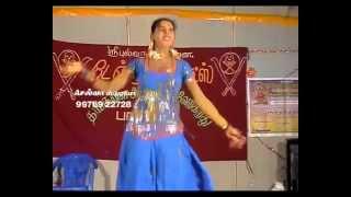VILLAGE STAGE HOT TAMIL DANCE