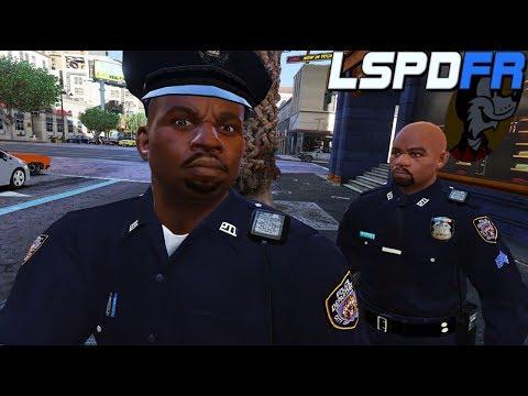 GTA 5: LSPDFR #90 - NYPD Foot Patrol