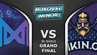 Nigma vs ViKin.gg Grand Final EU Bukovel Minor 2019 Highlights Dota 2