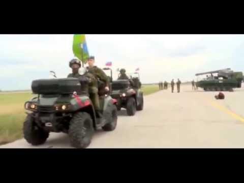 ✈ Military Russian, Serbian and Belarusian anti terrorism exercises #1