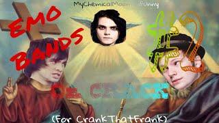 Emo Bands on Extra Original Fresh CRACK! | #2 (For CrankThatFrank)