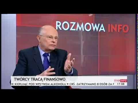 Marek Borowski m.in. o sprawie WSI (INFOrozmowa TVP Info, 05.02.2014)