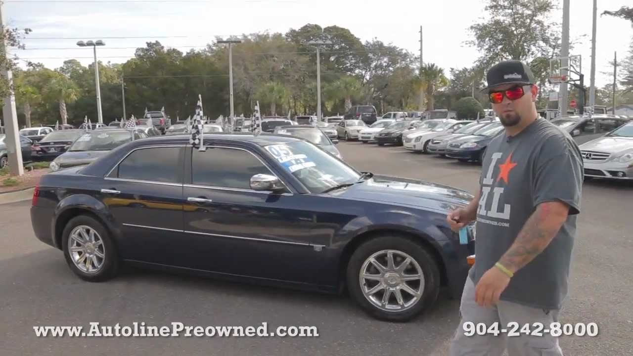 Autoline S 2005 Chrysler 300c Walk Around Review Test Drive