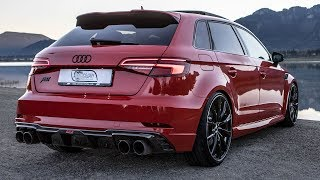 2018 500HP(!) CRAZY BEAUTIFUL AUDI RS3 SPORTBACK ABT - When crazy fast goes crazier and faster