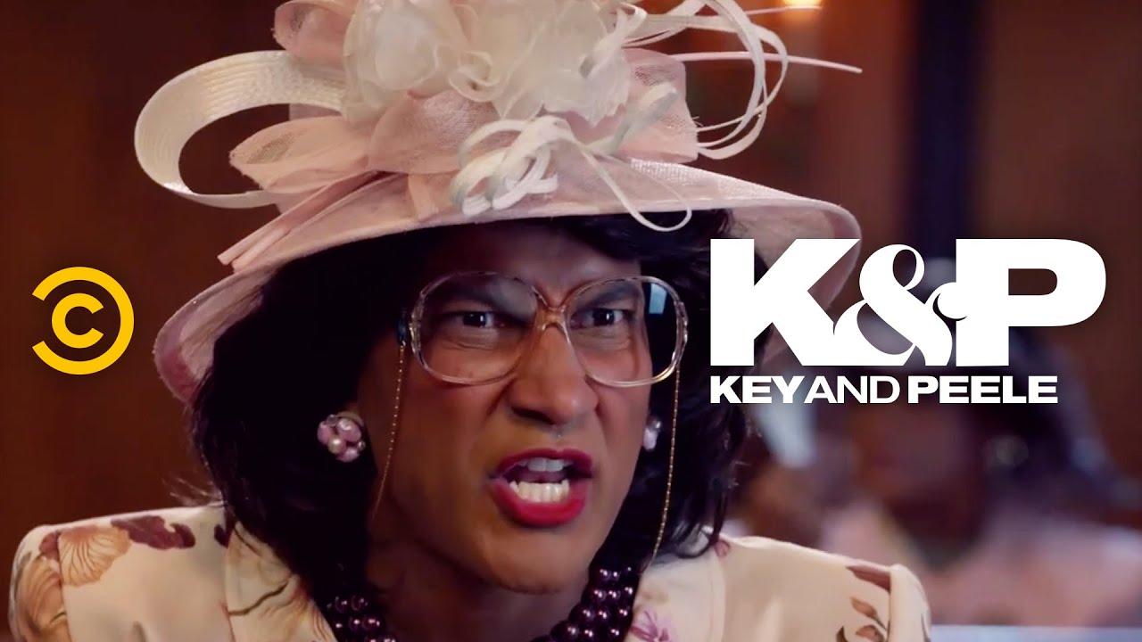Download Two Church Ladies vs. Satan - Key & Peele