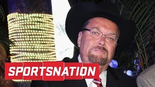 WWE Hall of Famer Jim Ross discusses new book, Japanese pro wrestling and more | SportsNation | ESPN