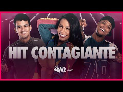 Hit Contagiante - Felipe Original feat Kevin O Chris  FitDance TV Coreografia