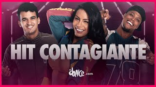 Baixar Hit Contagiante - Felipe Original feat. Kevin O Chris | FitDance TV (Coreografia Oficial)