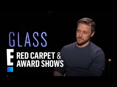 James McAvoy Says He Loved Playing Patricia  E Red Carpet & Award Shows