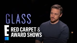 James McAvoy Says He