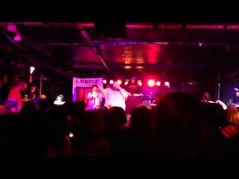 Action Bronson - middle east Cambridge