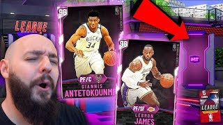 NBA 2K20 My Team NEW SERIES 2 LOTS OF PINK DIAMONDS! 400+ CARDS ADDED!!!