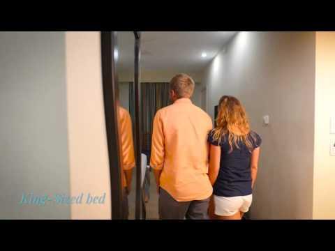 Honeymoon room Royal at Palm Beach Aruba