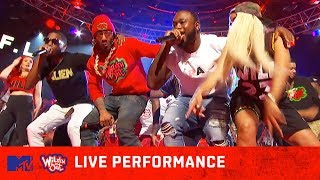 F.L.Y Rocks The Stage With 'Swag Surfin' 🎶 Wild 'N Out