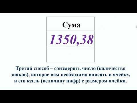 Как правильно писать сумму цифрами и прописью в документах
