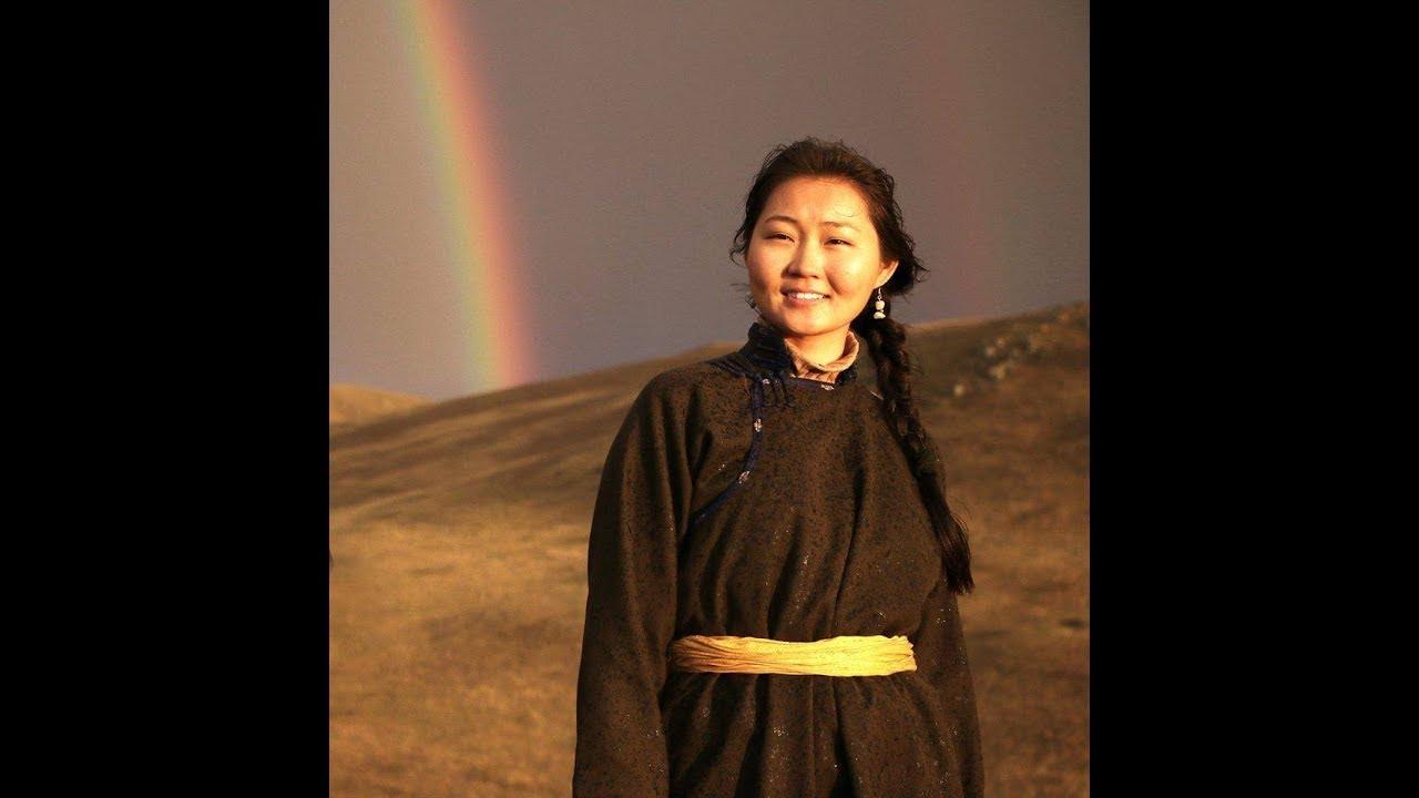 Girls in Ulaangom