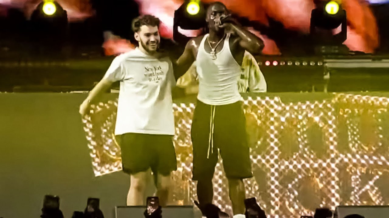 Download ADIN & SHECK WES PERFORMING LIVE AT ROLLING LOUD MIAMI 2021!!!