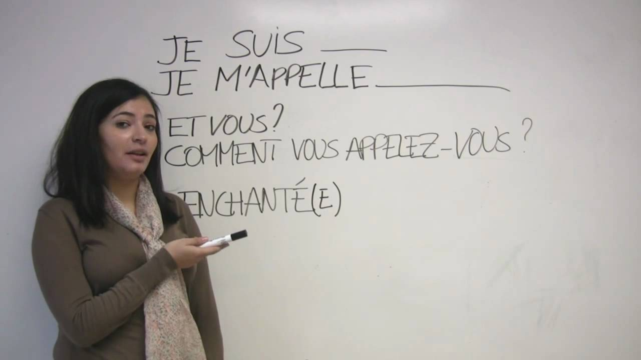 Introducing Yourself In French Homework Writing Service
