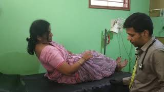 2YEAR OLD KNEE JOINT PAIN CURE BY MARMA CHIKITSE IN 15mints.DAVANGERE.