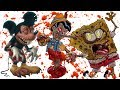 Cartoon Characters as Monsters( Zombies ) - Part 2 | All Characters 2017