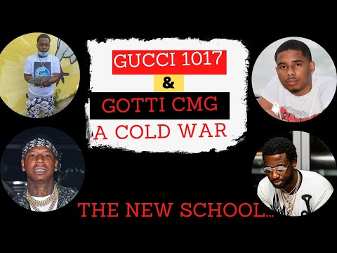 GUCCI MANE VS YO GOTTI COLD WAR PART 1:  Pooh Shiesty and BIG 30 getting caught in the middle  of it