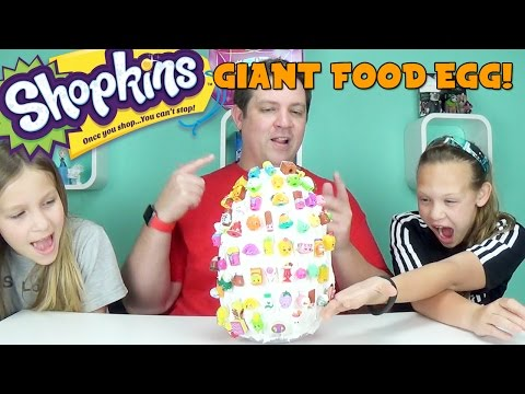 Shopkins Food Egg - Shopkins Fashion Spree Shopkins Season 4