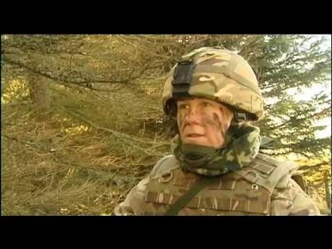 Royal Artillery Guns On Exercise | Forces TV