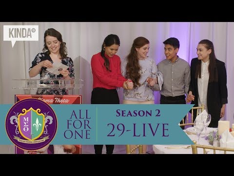 "All For One | S2 Ep 29 | ""We'll Do It Live (Again!)"""