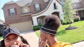 searching for our new house