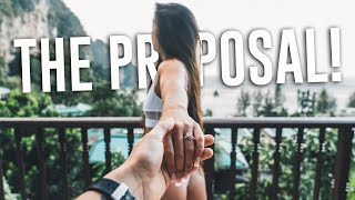 WE ARE GETTING MARRIED! - The Proposal