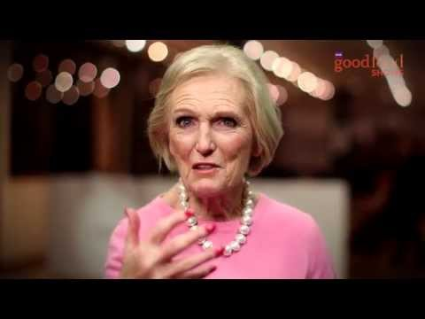 A Christmas message from Mary Berry