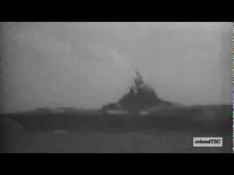 Kamikaze attack on USS Ticonderoga (CV-14) - 21 January 1945