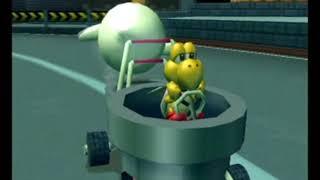 『マリオカート ダブルダッシュ!!』(Mario Kart: Double Dash!!)150cc( All Cup tour) All Courses 138/160ポイント優勝
