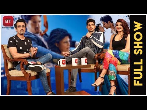 Jacqueline Fernandez & Sidharth Malhotra Full ENTHRALLING Exclusive Interview | A Gentleman Movie