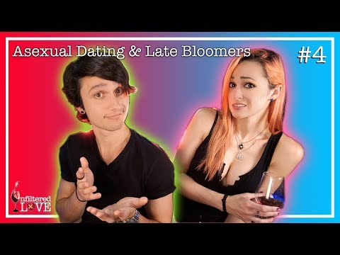 Sexuality: Asexual Dating & Late Bloomers - Unfiltered Love Podcast #4