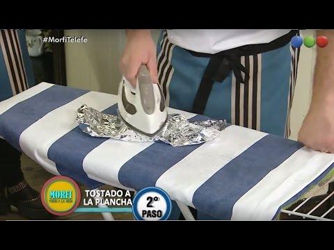 Receta - Giorgini - Tostado a la Plancha - Morfi