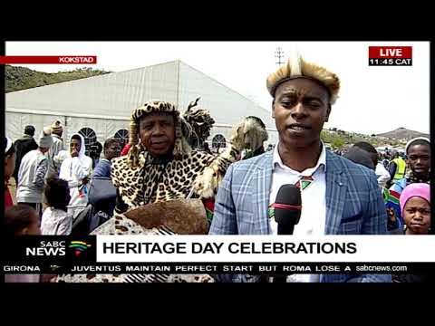 Heritage Day in Kokstad, KwaZulu-Natal