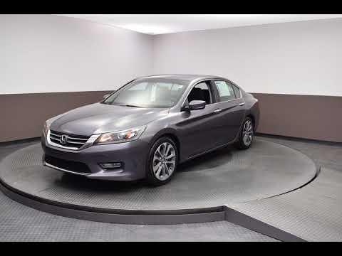 2013 Modern Steel Metallic Honda Accord 4D Sedan #494A