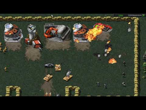 Command & Conquer Remaster – First Gameplay Teaser