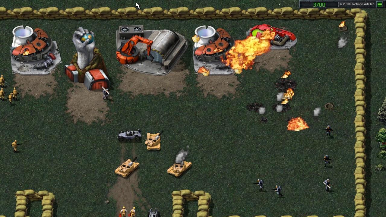 Así luce Command & Conquer Remastered en su primer tráiler ...