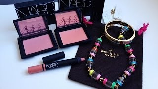 Nars 'Final Cut' Spring Collection & Kate Spade Haul!! Thumbnail