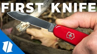 Best First Pocket Knife Ever! | Week One Wednesday Ep. 1