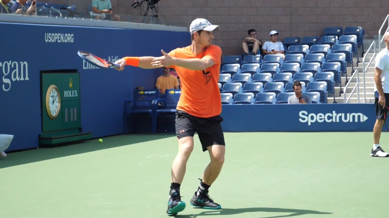 Dimitrov Forehand Talk Tennis