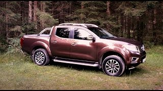 Nissan Navara 2,3 Tekna Premium review 2016