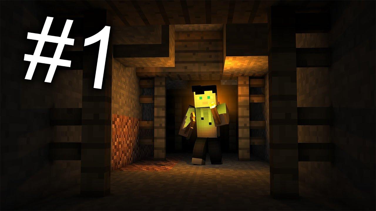 Starten På Noe Stort! - Minecraft Episode #1