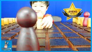 말이야를 이겨라! 전략 게임 쿼리도 보드게임 최고의 강자는? ♡ 보드게임 장난감 놀이 QUORIDOR Board Game | 말이야와친구들 MariAndFriends