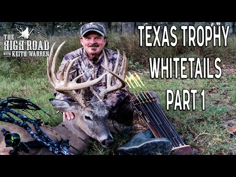 Texas Trophy Whitetails Part 1
