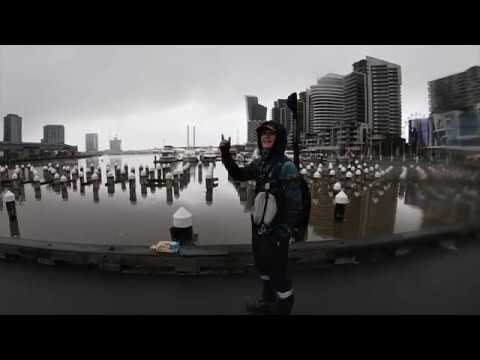 Fishing Docklands Melbourne May!!!!