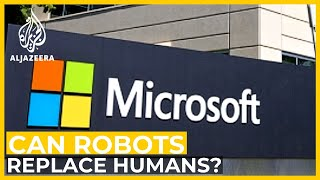 Microsoft is replacing newsroom journalists with machines